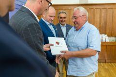 29.08.2019 Wręczenie umów w ramach RPO i PROW - fot. Szymon Zd