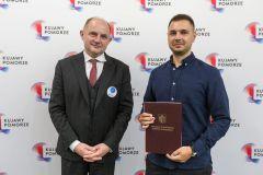 23.05.2019 Wręcznie umów z programów RPO i PROF - fot. Szymon