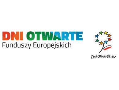 Logotyp Dni Otwartych Funduszy Europejskich