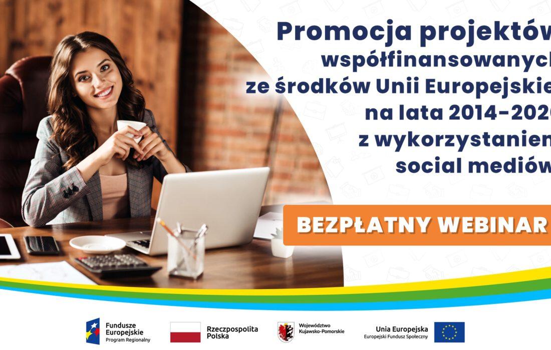 Promocja projektów współfinansowanych ze rodków Unii Europejskiej