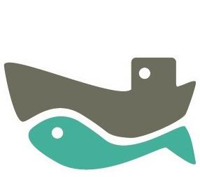Logotyp Programu Operacyjnego Rybactwo i Morze