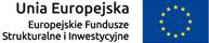 logo Europejskie Fundusze Strukturalne i Inwestycyjne